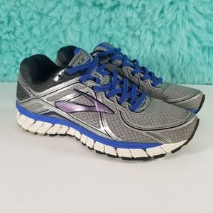 Brooks GTS 16 Running Shoes Size 8.5 Extra Wide
